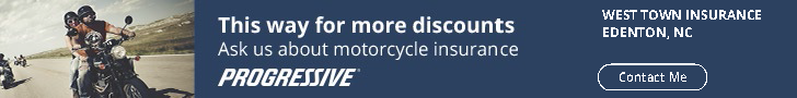 Progressive Motorcycle Insurance in NC